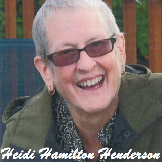 Tom Henderson and the friends and family of Heidi Hamilton Henderson